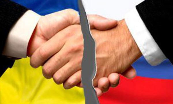 Киев разорвал побратимские отношения с Москвой