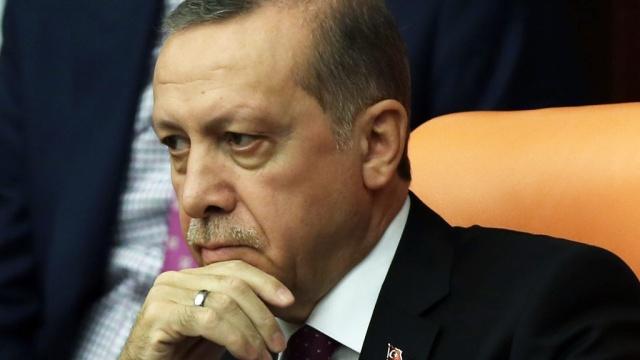 Эрдоган отказался направить военные корабли к Крыму