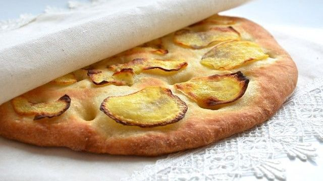 Фокачча с картошкой