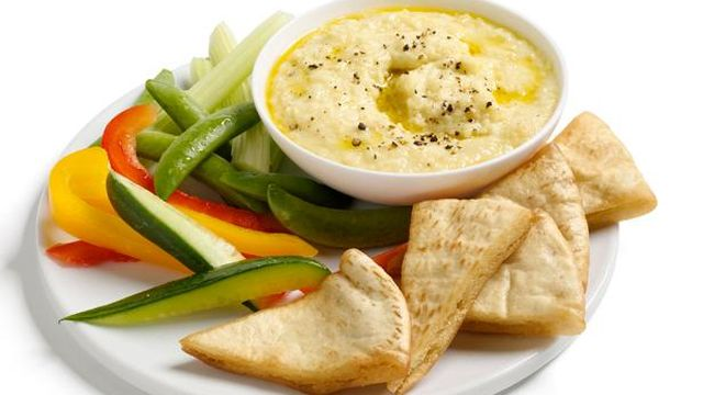 Греческая чесночная закуска «Скордалия»