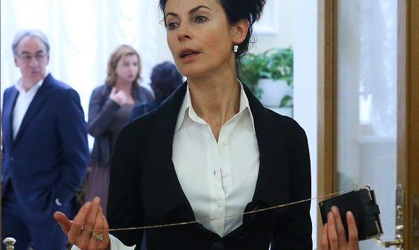 В Москве простились с Ириной Апексимовой