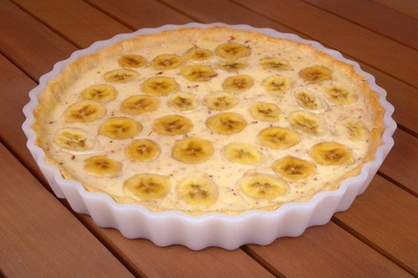 Пирог с бананами рецепты