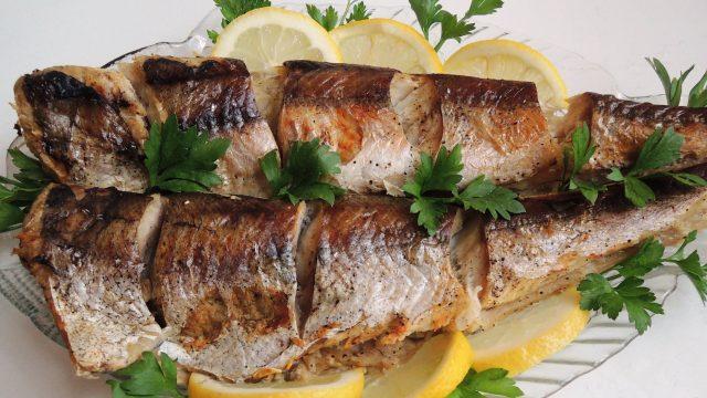 Принципы готовки идеальной рыбы