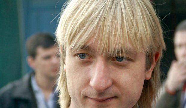 Евгений Плющенко показал взрослого старшего сына