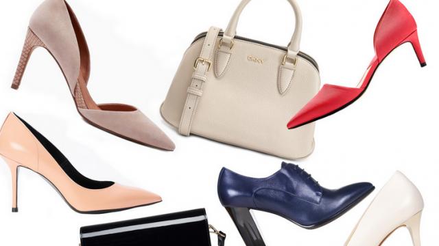 Самые модные обувь и сумки на весну