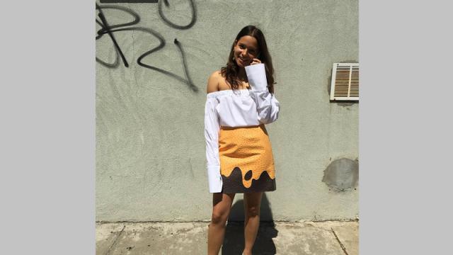 Как одеваются девушки летом: 50 образов из Instagram