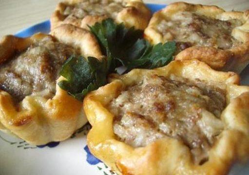 Мясные тефтельки в картофельном тесте