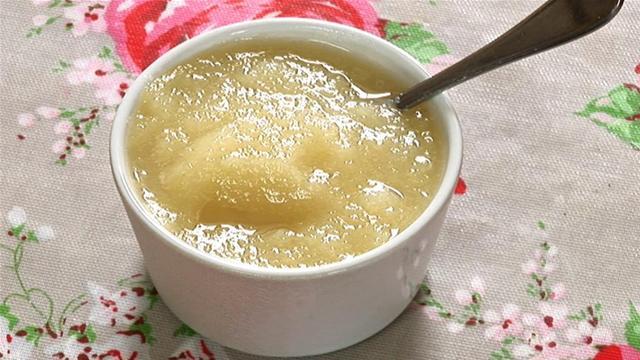 Как сделать пюре из яблок ребенку на зиму