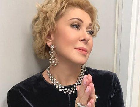 В семье Любови Успенской произошло несчастье