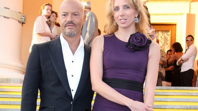 Федор Бондарчук ходит на свидания с бывшей женой