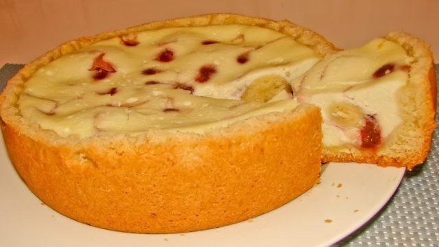Пирог «Воздушный»