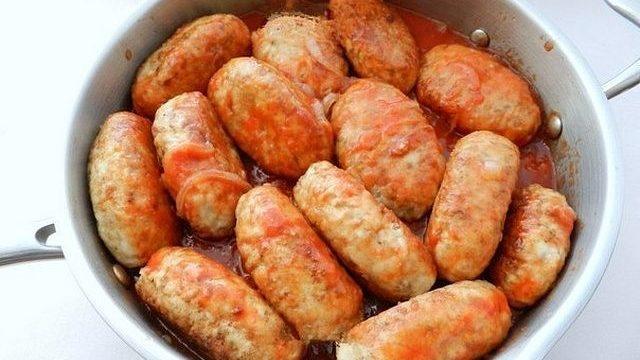 Суперские рулетики из кабачков с куриным мясом