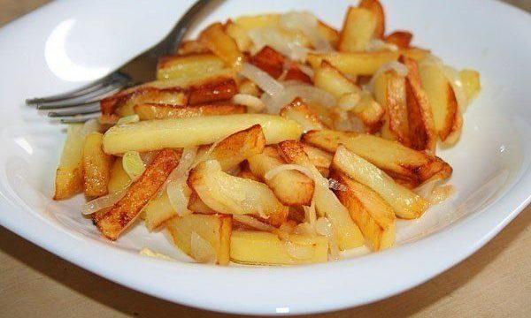 Картошечка «Скоростная»