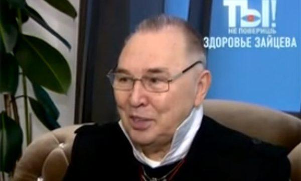 Вячеслав Зайцев борется с тяжелым недугом